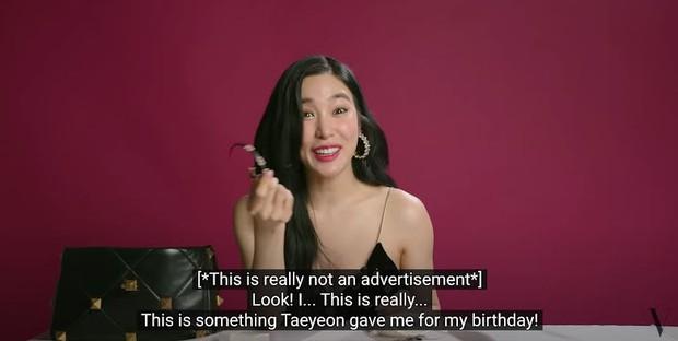 Tiffany (SNSD) gây tranh cãi nảy lửa vì bị nghi vấn quảng cáo trá hình, nhưng sự thật lại liên quan đến... Taeyeon? - Ảnh 4.