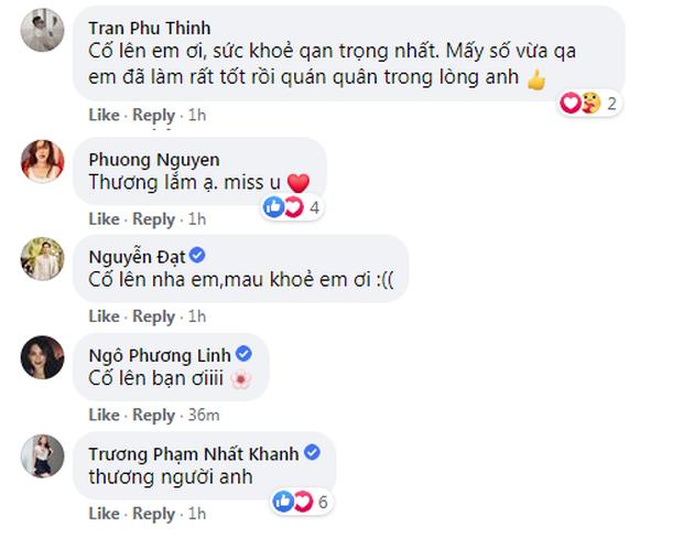 Thu Quỳnh, Cara, Linh Rin... gửi lời động viên khi biết Long Chun gặp phải khối u nguy hiểm - Ảnh 4.