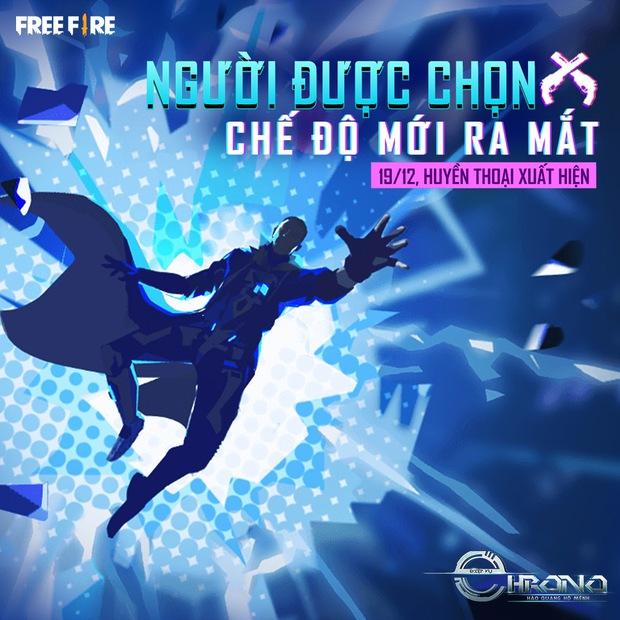 Free Fire: Hé lộ vũ trụ xoay quanh nhân vật Chrono, nguồn cảm hứng từ siêu sao CR7 - Ảnh 8.