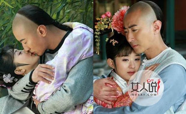 Chuyện cũ bất ngờ bị đào lại: Triệu Lệ Dĩnh phản bội chồng Chae Rim, bị phát hiện ngoại tình với Trần Hiểu tại hậu trường - Ảnh 4.