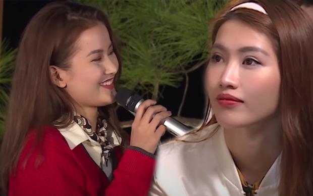 Quỳnh Châu & Hương Ly - 2 người đẹp từng dính líu đến Quang Hùng lần đầu chạm trán ở Vietnam Why Not - Ảnh 6.