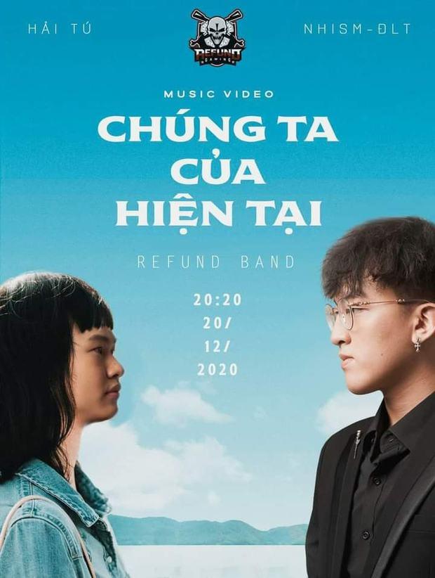 Dàn hot streamer xuất hiện rần rần trong ảnh chế poster của Sơn Tùng M-TP: Người đọ vẻ đẹp trai, kẻ bị réo gọi vì... quá giàu - Ảnh 3.