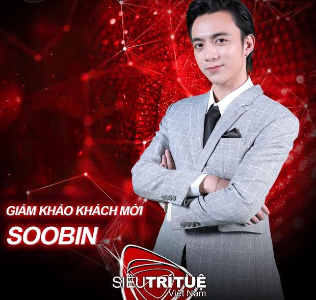 Netizen tranh cãi sau khi Wowy, Rhymastic, đến lượt Soobin được làm giám khảo tại Siêu Trí Tuệ - Ảnh 1.