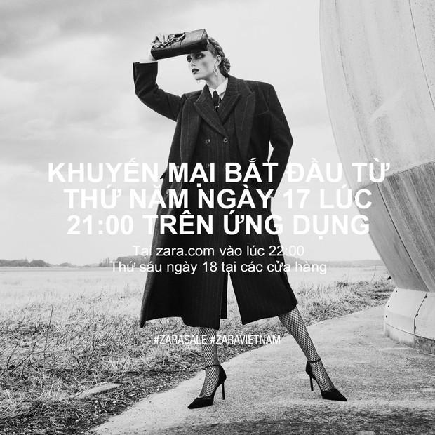 Zara Việt Nam sale mạnh từ tối nay: Những món dưới 1 triệu đáng sắm nhất - Ảnh 1.