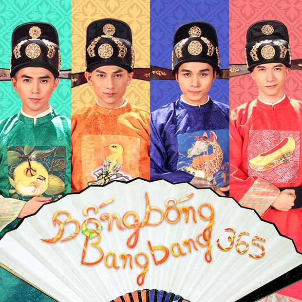 365 tái hợp sau 10 năm debut ở MV nhạc phim Trạng Tí, vẫn 4 màu rực rỡ như Bống Bống Bang Bang mới chất! - Ảnh 1.