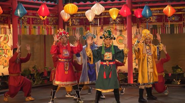 365 tái hợp sau 10 năm debut ở MV nhạc phim Trạng Tí, vẫn 4 màu rực rỡ như Bống Bống Bang Bang mới chất! - Ảnh 6.