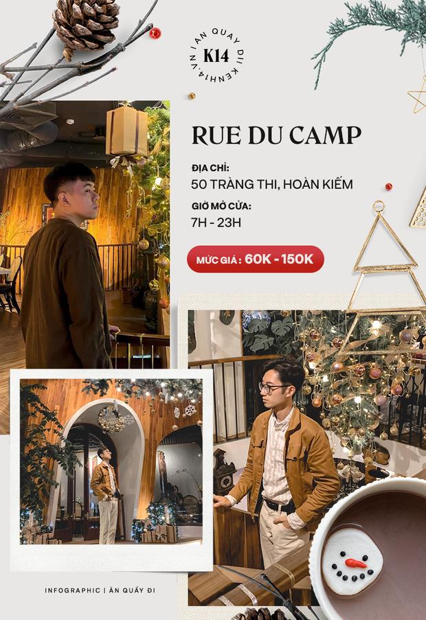 Loạt quán cafe khắp Hà Nội đang rần rần không khí Giáng sinh, còn chần chừ gì mà chưa check-in ngay và luôn! - Ảnh 5.