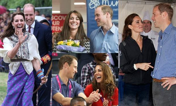 Góc cẩu lương: Mặc bao thị phi, vợ chồng Công nương Kate vẫn mặn nồng theo năm tháng, nhìn ánh mắt thôi đã thấy như ngôn tình - Ảnh 11.