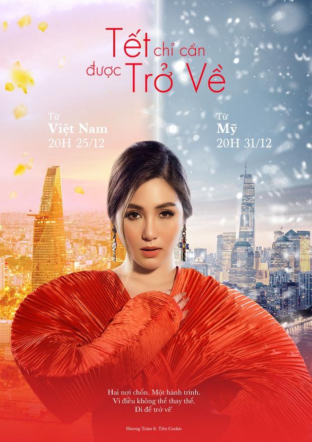 Hương Tràm vừa tung poster MV comeback, netizen đồng loạt tag tên Chi Pu vào cà khịa cực gắt! - Ảnh 1.