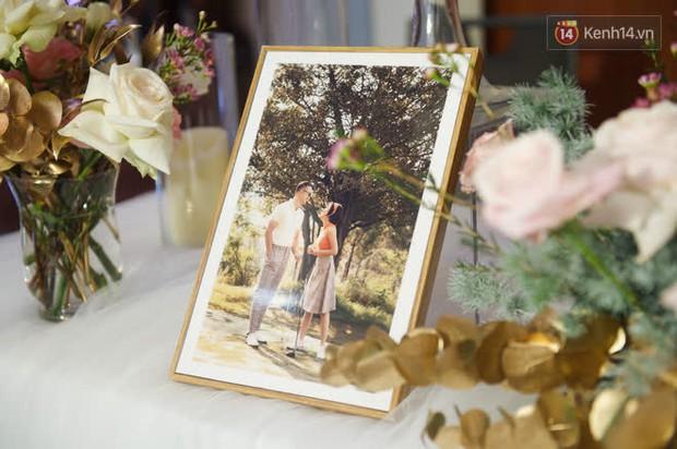 Những hình ảnh đầu tiên về tiệc cưới tại khách sạn hạng sang của MC Thu Hoài và chồng CEO - Ảnh 6.