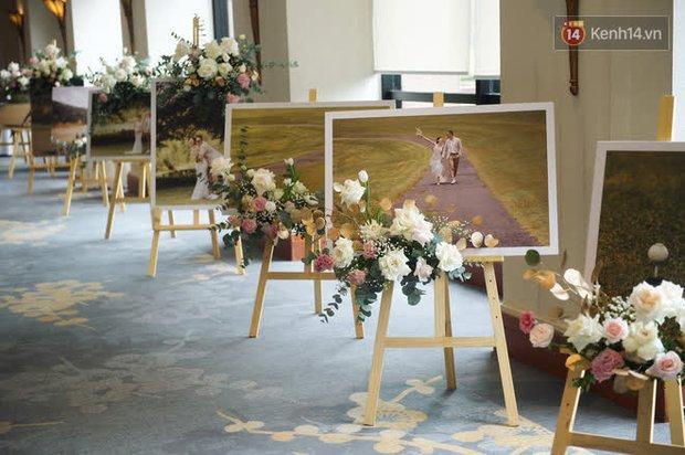 Những hình ảnh đầu tiên về tiệc cưới tại khách sạn hạng sang của MC Thu Hoài và chồng CEO - Ảnh 7.