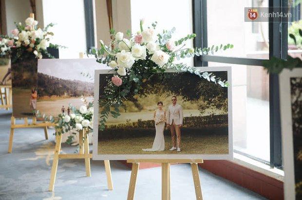 Những hình ảnh đầu tiên về tiệc cưới tại khách sạn hạng sang của MC Thu Hoài và chồng CEO - Ảnh 11.