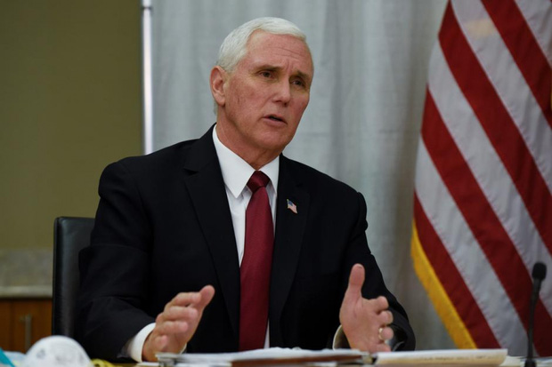 Phó Tổng thống Mỹ Mike Pence sẽ công khai tiêm vaccine ngừa Covid-19 - Ảnh 1.