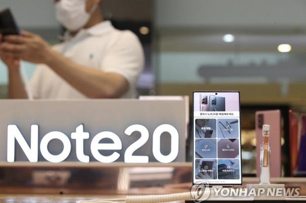 Samsung phủ nhận tin đồn ngừng phát triển dòng Galaxy Note - Ảnh 1.