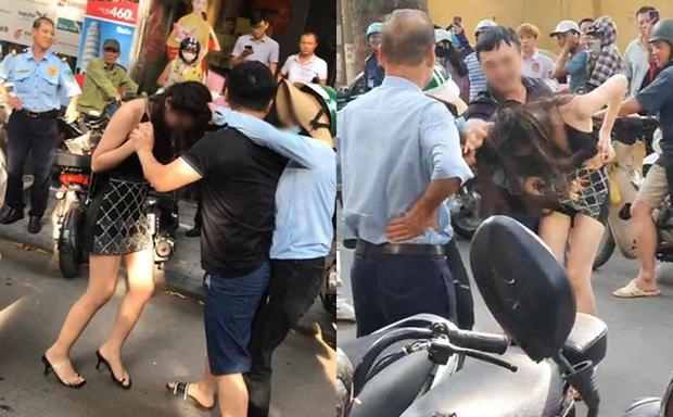 Những vụ đánh ghen ầm ĩ MXH năm 2020: Từ vụ chồng đấm vợ trên phố để bảo vệ tiểu tam đến cô gái bị lột đồ đánh đập như thời trung cổ - Ảnh 2.