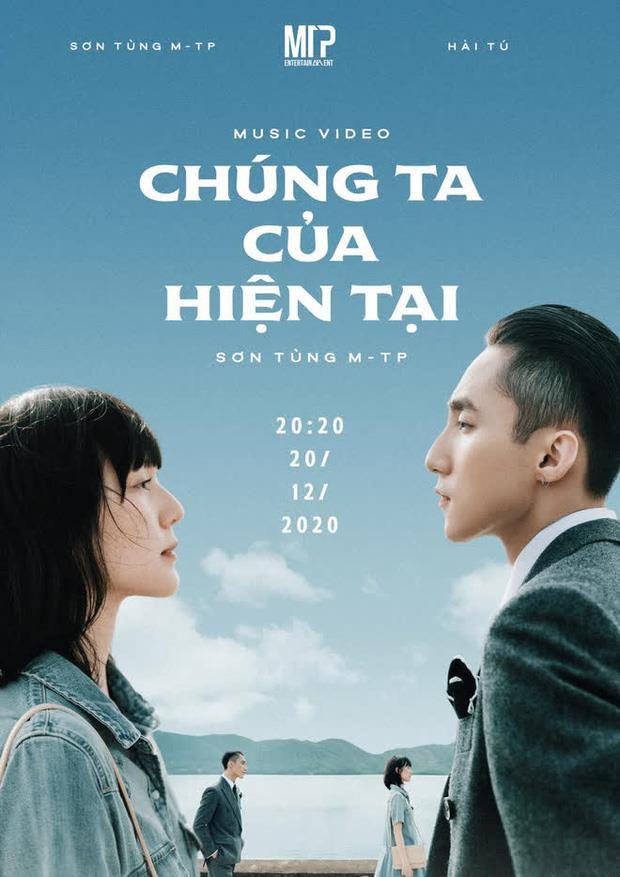 Dàn hot streamer xuất hiện rần rần trong ảnh chế poster của Sơn Tùng M-TP: Người đọ vẻ đẹp trai, kẻ bị réo gọi vì... quá giàu - Ảnh 1.