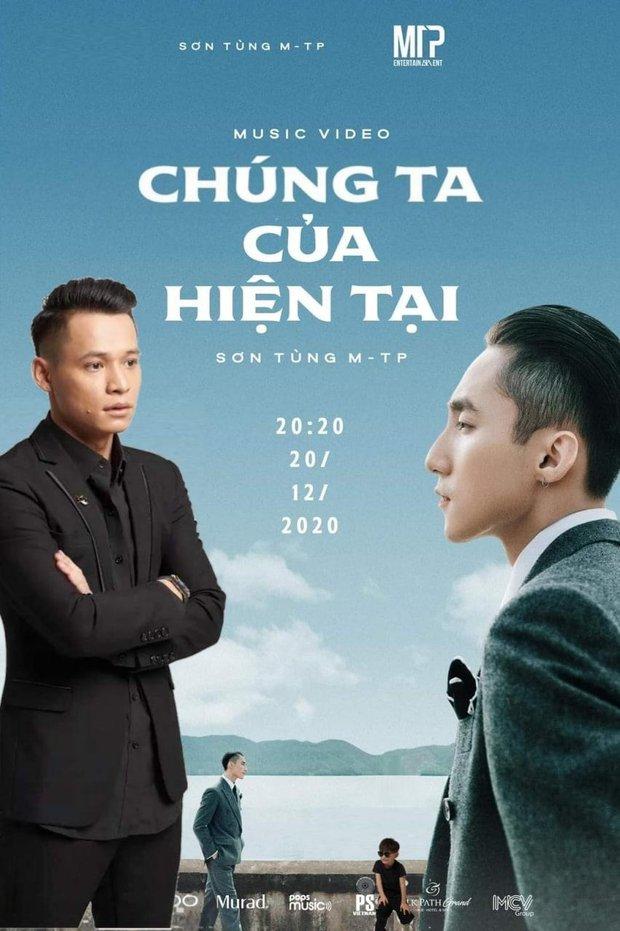 Dàn hot streamer xuất hiện rần rần trong ảnh chế poster của Sơn Tùng M-TP: Người đọ vẻ đẹp trai, kẻ bị réo gọi vì... quá giàu - Ảnh 2.