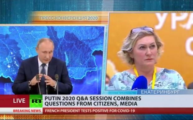 Tổng thống Nga Putin nói sẵn sàng tiêm vaccine Covid-19 dù ông đã quá tuổi khuyến cáo - Ảnh 1.