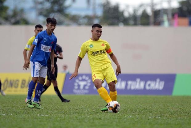 Tài năng trẻ SV-League 2020 ước mơ sát cánh cùng Tuấn Anh - Ảnh 1.