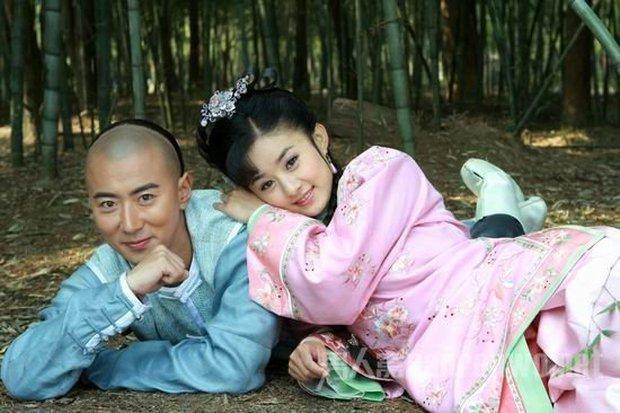 Chuyện cũ bất ngờ bị đào lại: Triệu Lệ Dĩnh phản bội chồng Chae Rim, bị phát hiện ngoại tình với Trần Hiểu tại hậu trường - Ảnh 3.