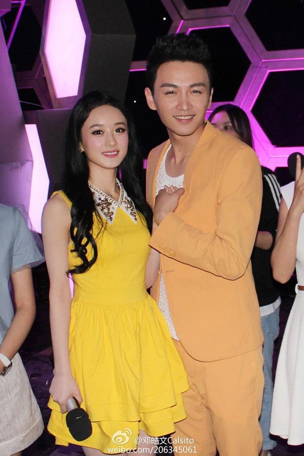 Chuyện cũ bất ngờ bị đào lại: Triệu Lệ Dĩnh phản bội chồng Chae Rim, bị phát hiện ngoại tình với Trần Hiểu tại hậu trường - Ảnh 6.