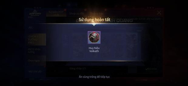 Liên Quân Mobile: Loạt quà miễn phí đủ sức đẩy Valhein, Triệu Vân khỏi BXH Top tỷ lệ pick - Ảnh 6.