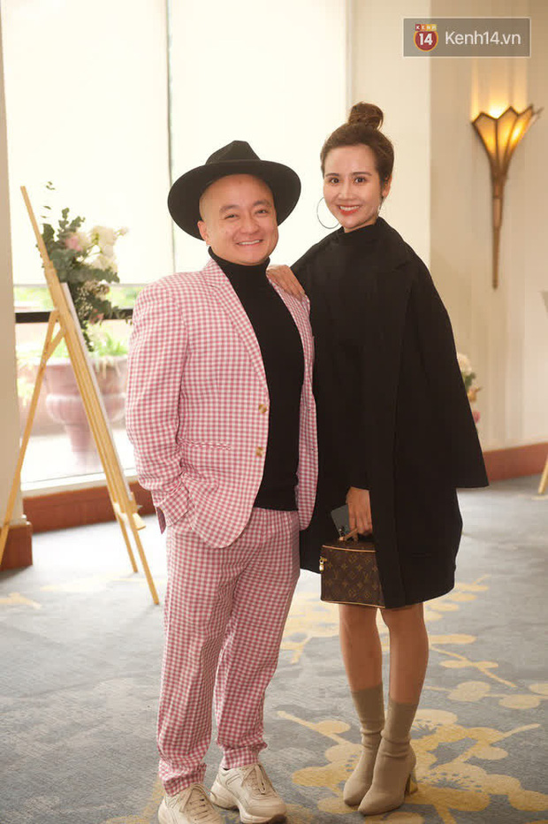 Phương Oanh lấp ló vòng 1 căng đầy, Quỳnh Nga - Lã Thanh Huyền rạng rỡ đọ sắc cùng Phanh Lee tại đám cưới MC Thu Hoài - Ảnh 6.