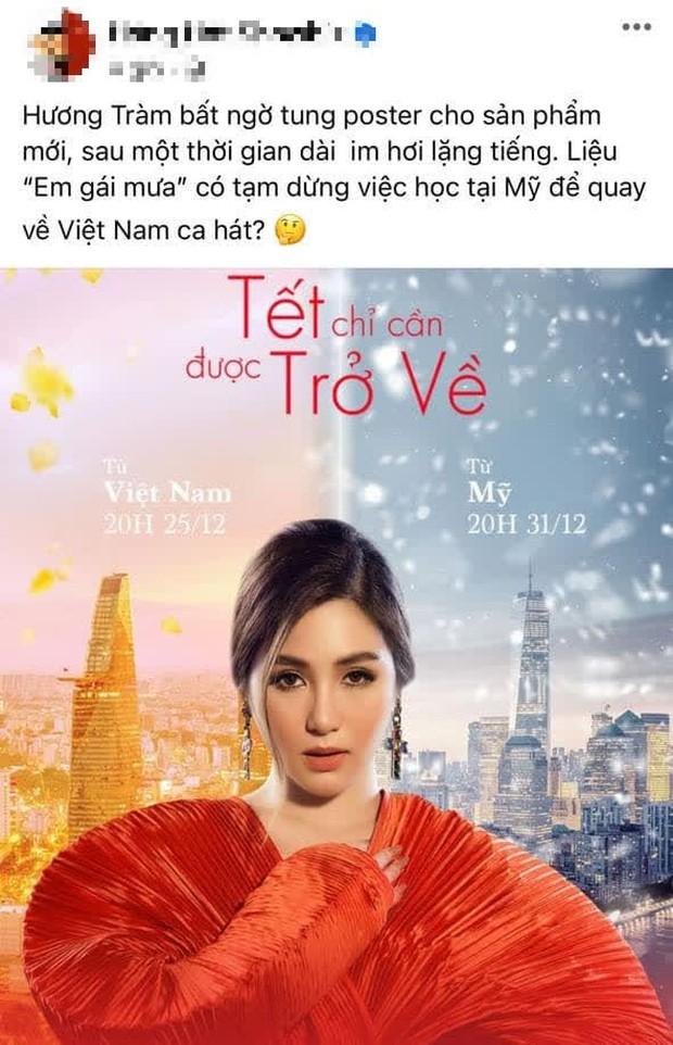 Hương Tràm vừa tung poster MV comeback, netizen đồng loạt tag tên Chi Pu vào cà khịa cực gắt! - Ảnh 4.