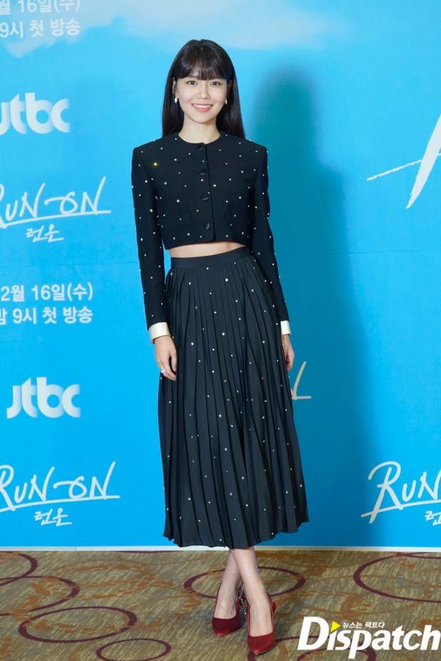 Sự kiện gây xôn xao xứ Hàn: Sooyoung khoe eo siêu nhỏ nhưng vẫn bị Shin Se Kyung sượng trân lấn át, couple chính đơ khó hiểu - Ảnh 5.