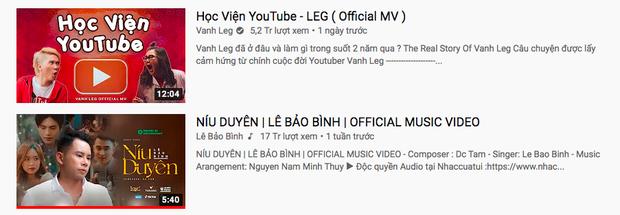 Ông hoàng nhạc chế sau 2 năm mất tích vừa comeback đã chặn đứng khả năng kéo dài top 1 trending YouTube của Lê Bảo Bình - Ảnh 3.