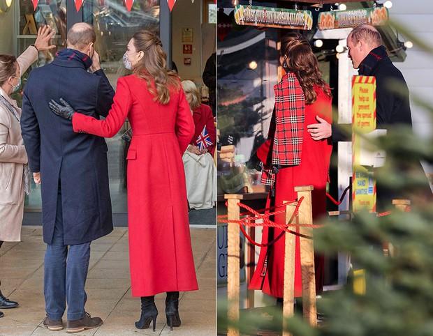 Góc cẩu lương: Mặc bao thị phi, vợ chồng Công nương Kate vẫn mặn nồng theo năm tháng, nhìn ánh mắt thôi đã thấy như ngôn tình - Ảnh 9.