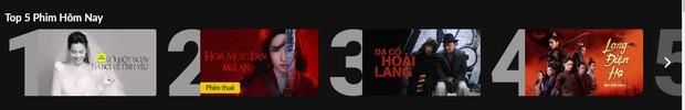 Phim tài liệu của Hồ Ngọc Hà vượt mặt Mulan, đứng đầu top phim được xem nhiều nhất sau 1 ngày công chiếu - Ảnh 5.