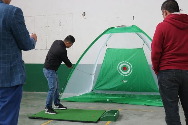Đại học Quốc gia Hà Nội chuẩn bị đưa môn golf vào giảng dạy - Ảnh 2.