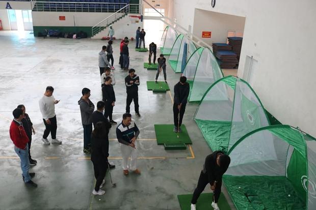 Đại học Quốc gia Hà Nội chuẩn bị đưa môn golf vào giảng dạy - Ảnh 6.