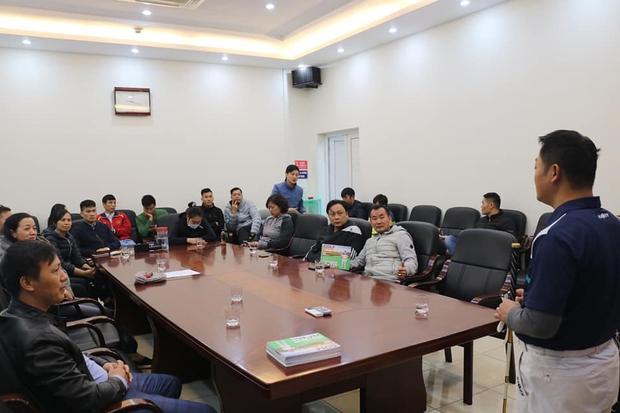Đại học Quốc gia Hà Nội chuẩn bị đưa môn golf vào giảng dạy - Ảnh 8.