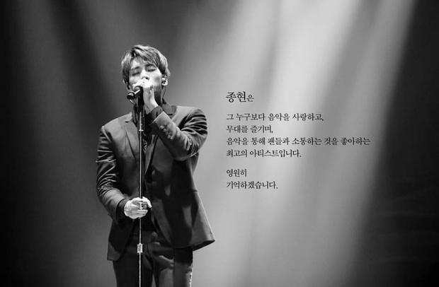 Jonghyun - bi kịch idol tài hoa rung chuyển cả châu Á: Khi 1 người nghệ sĩ ra đi, công chúng mới giật mình bừng tỉnh - Ảnh 9.