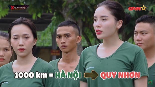 Hôn hụt chú Ngạn trong phim, Trà Long Khánh Vân quyết tâm tìm lại bình yên với anh lính trong Sao Nhập Ngũ? - Ảnh 11.