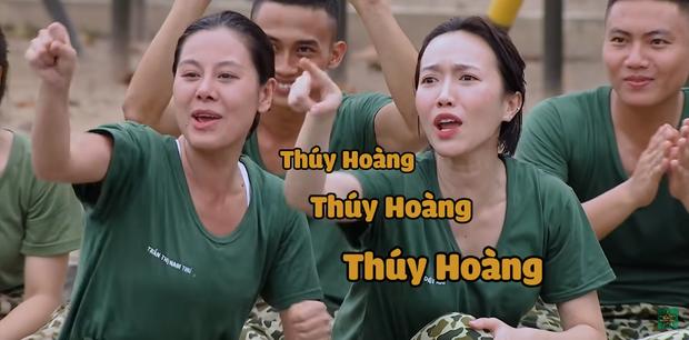 Hôn hụt chú Ngạn trong phim, Trà Long Khánh Vân quyết tâm tìm lại bình yên với anh lính trong Sao Nhập Ngũ? - Ảnh 12.