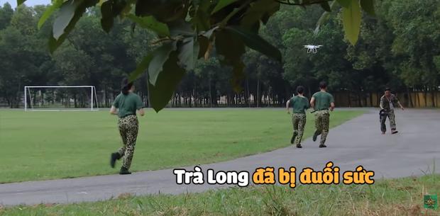 Hôn hụt chú Ngạn trong phim, Trà Long Khánh Vân quyết tâm tìm lại bình yên với anh lính trong Sao Nhập Ngũ? - Ảnh 6.