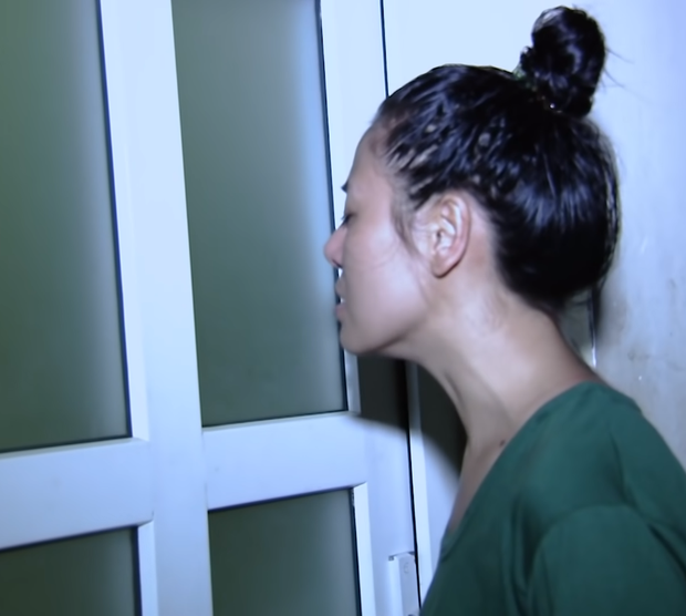 Hôn hụt chú Ngạn trong phim, Trà Long Khánh Vân quyết tâm tìm lại bình yên với anh lính trong Sao Nhập Ngũ? - Ảnh 9.