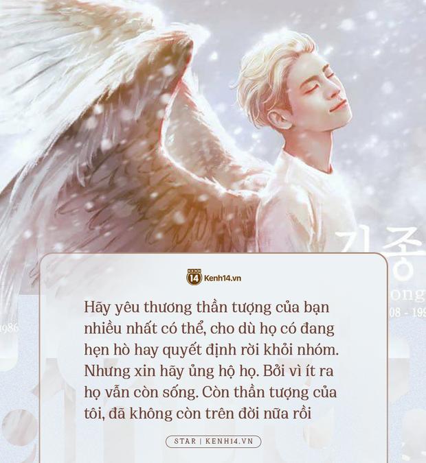 Jonghyun - bi kịch idol tài hoa rung chuyển cả châu Á: Khi 1 người nghệ sĩ ra đi, công chúng mới giật mình bừng tỉnh - Ảnh 8.