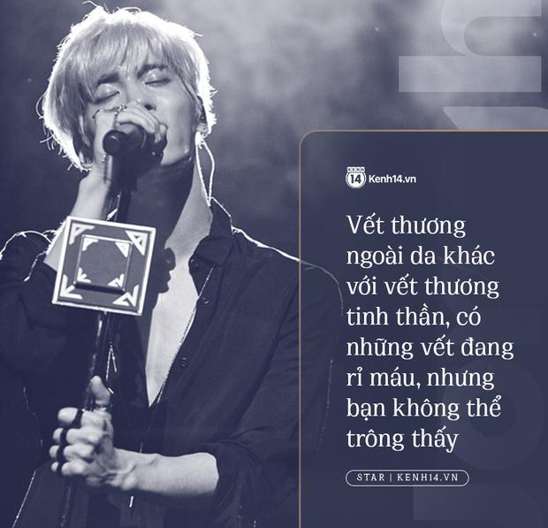 Jonghyun - bi kịch idol tài hoa rung chuyển cả châu Á: Khi 1 người nghệ sĩ ra đi, công chúng mới giật mình bừng tỉnh - Ảnh 6.