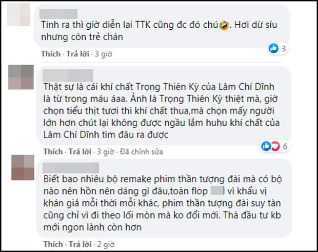 Lâm Chí Dĩnh lên tiếng về tin remake Sợi Dây Chuyền Định Mệnh, fan cổ vũ anh chú đóng lại cho rồi - Ảnh 3.