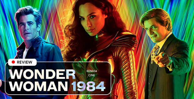 Wonder Woman 1984 trừ cái kết sến sẩm văn vở ra, thì ngồi há mồm cho chị đại với bồ phát cẩu lương cũng đủ đã! - Ảnh 1.