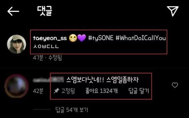 Đăng bài quảng bá album mới, Taeyeon bị nghi mượn tay fan cà khịa SM khiến netizen thích thú vì quá thâm sâu - Ảnh 2.