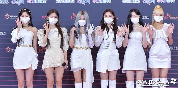 """Tranh cãi siêu thảm đỏ KBS Gayo Daechukje 2020: TWICE - aespa hoá thảm hoạ, BTS và chị cả MAMAMOO vòng 1 khủng vẫn không """"cứu"""" nổi - Ảnh 14."""