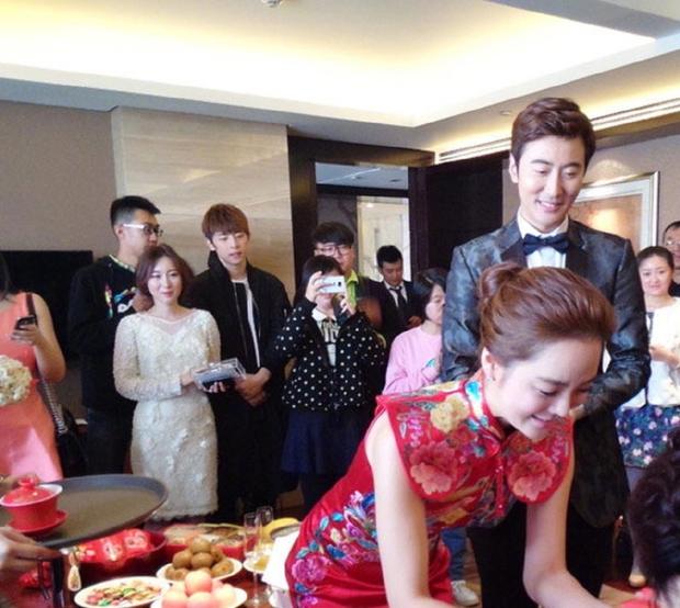 Dở khóc dở cười chuyện Đặng Luân bất ngờ bị réo tên giữa scandal Chae Rim ly hôn mỹ nam Hoàn Châu Cách Cách - Ảnh 3.