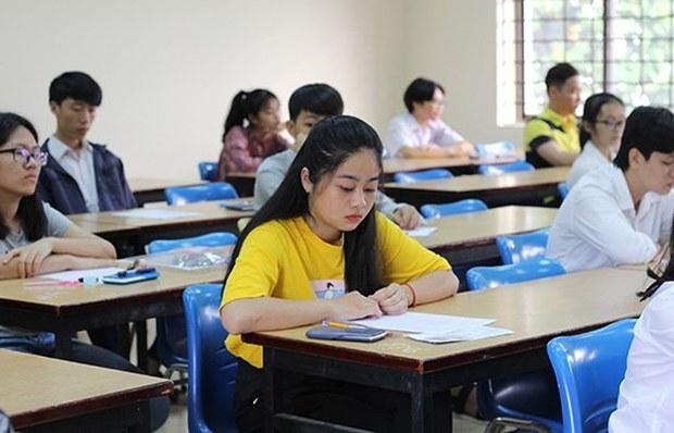 Năm 2021 ĐHQG Hà Nội tổ chức thi riêng cho 10.000 thí sinh - Ảnh 1.