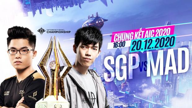 BronzeV: Hành trình AIC 2020 đã đến hồi kết và Saigon Phantom sẽ là đội tuyển nâng cao cúp vô địch! - Ảnh 6.