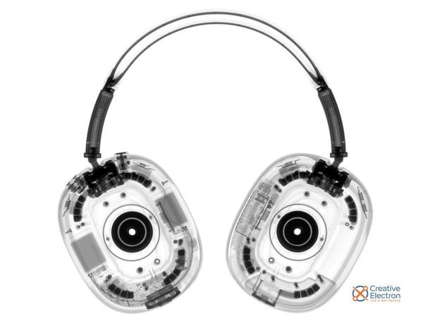 Phẫu thuật AirPods Max, iFixit cho biết tai nghe của Apple rất khó tháo rời - Ảnh 1.